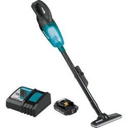 Makita XLC02R1B 18V LXT Compact Vacuum Kit